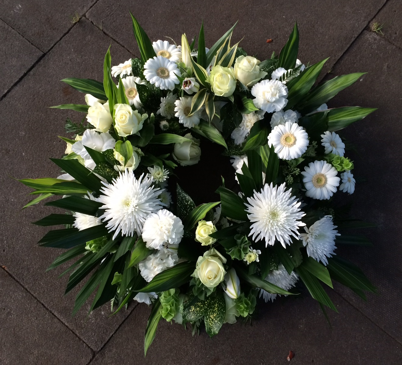 Funeral flowers the artwork of ordering them accordingly llr pro image result for funeral flowers izmirmasajfo Image collections
