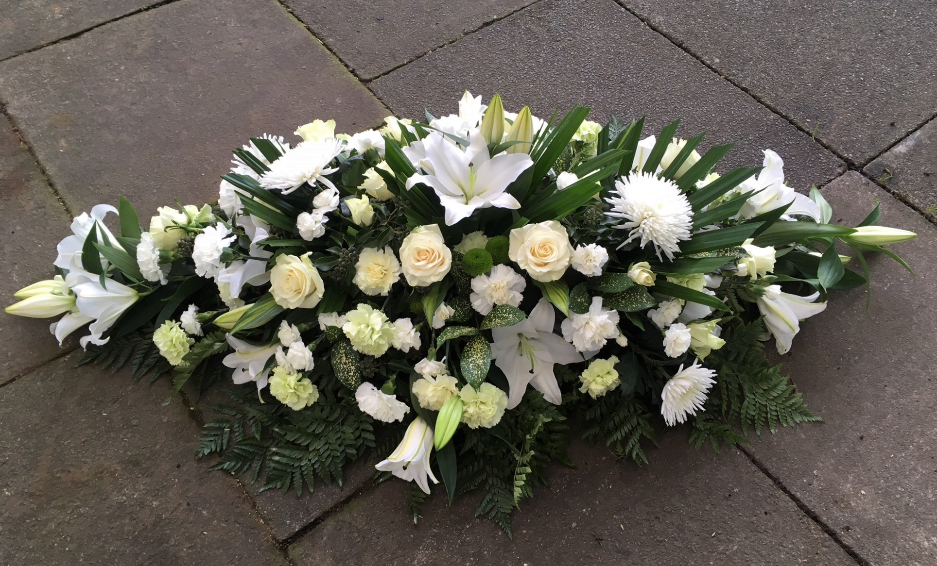 Funeral Flowers And Floral Tributes In Hindley Green Wigan
